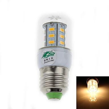 1 buc Becuri LED Corn 300lm E14 G9 E26 / E27 T 24 LED-uri de margele SMD 5730 Decorativ Alb Cald Alb Rece Alb Natural 85-265 V
