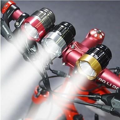 Luz Frontal para Bicicleta LED LED Ciclismo Resistente ao Impacto Impermeável 2000 Lumens USB Ciclismo Viajar Motocicleta