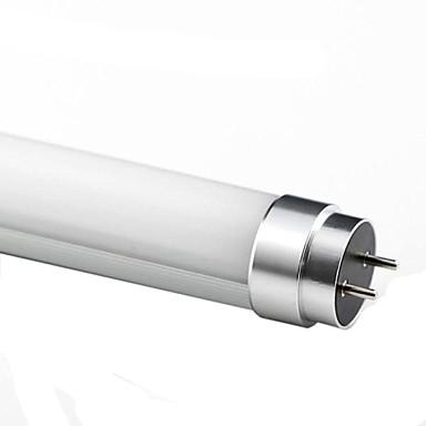 900 lm G13 Tüp Işıkları Tüp 72 led SMD 2835 Sıcak Beyaz AC 100-240V