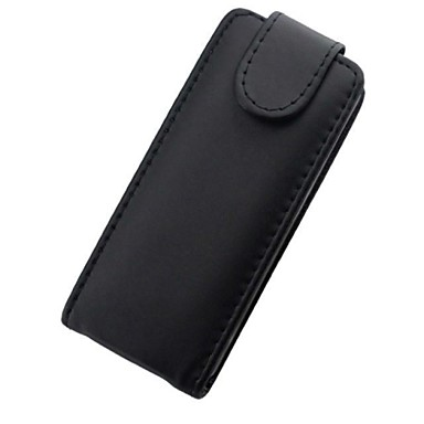 Voor Nokia hoesje Flip hoesje Volledige behuizing hoesje Effen kleur Hard PU-leer Nokia Other