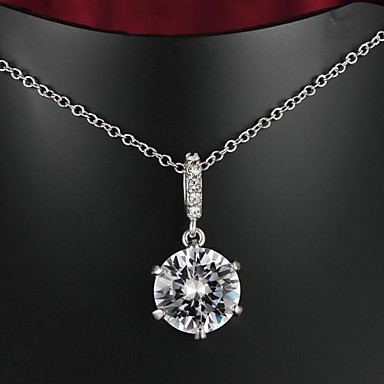 Pentru femei - Pietrele Lunilor neregulat Auriu Argintiu Coliere Pentru Nuntă