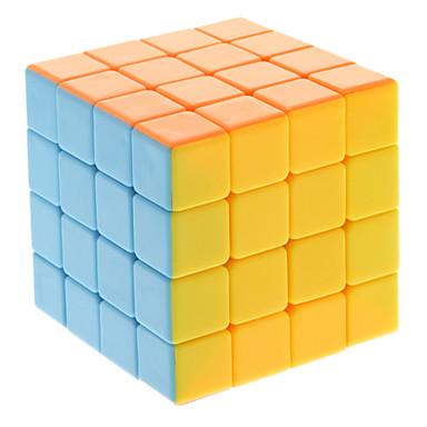 Rubik küp WUQUE 142 4*4*4 Pürüzsüz Hız Küp Sihirli Küpler bulmaca küp profesyonel Seviye Hız Dörtgen Yeni Yıl Çocukların Günü Hediye