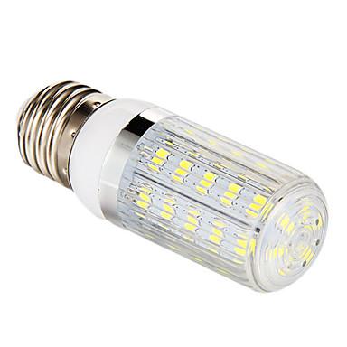 ewxlight® e14 g9 e26 / e27 luzes de milho conduzidas 36 leds smd 5730 branco quente branco natural 700lm 6000-6500k ac 220-240v