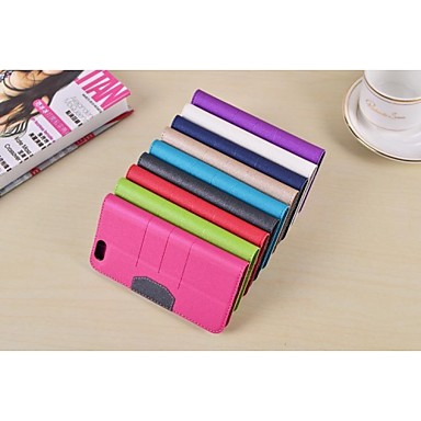 HHMM Glitter Can Insert Card PU Leather Cases with Stand for iPhone 6 plus Case 5.5 inch(Assorted Colors)
