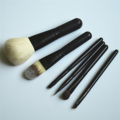 6pcs Makeup Bürsten Professional Bürsten-Satz- Nylon Pinsel Mittelgroße Pinsel / Kleine Pinsel