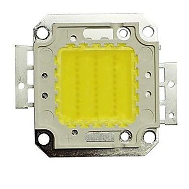2700 lm LED Chip Aluminium 30 W