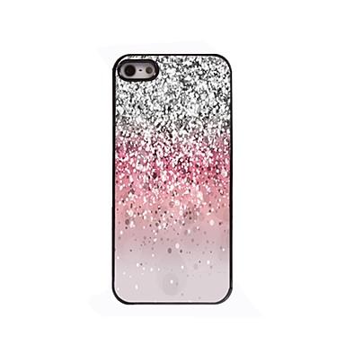 proiectare pulbere de aluminiu caz greu sclipitoare pentru iPhone 4 / 4s