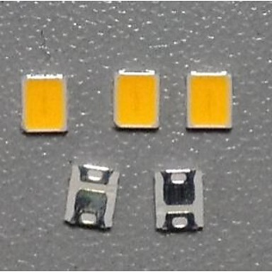 SMD 3528 55-60LM 3 V Cip LED 0.5 W