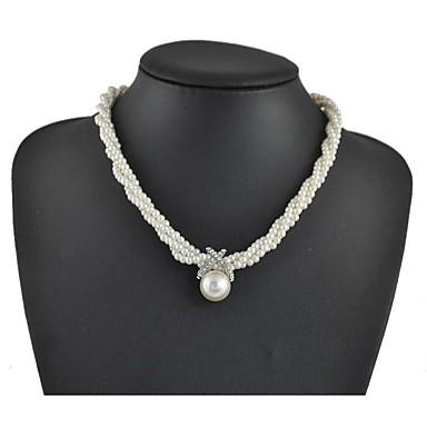 moda multistrat colier de perle