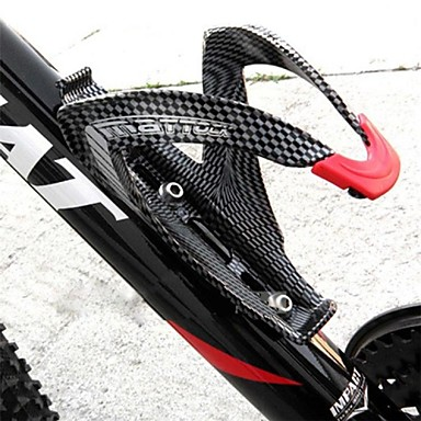 Bike Water Bottle Cage Carbon Fiber Lightweight For Cycling Bicycle Road Bike Mountain Bike MTB Carbon