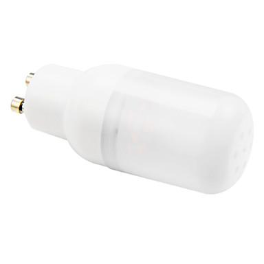 GU10 Lâmpadas Espiga T 9 SMD 5730 210 lm Branco Quente AC 220-240 V