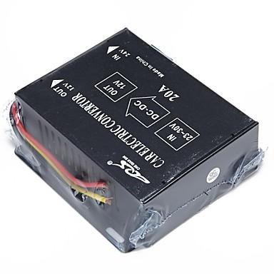dc-20a dc 24v aan auto elektrische convertor (out 12v) 12v