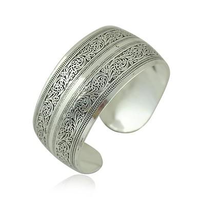 Kadın's Halhallar - Bilezikler Gümüş Uyumluluk Düğün / Parti / Günlük