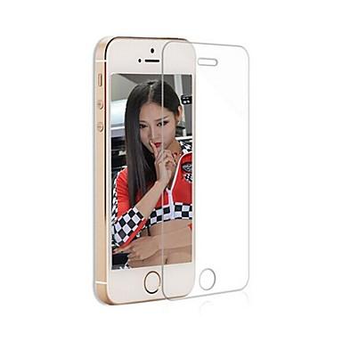 Ekran Koruyucu Apple için iPhone 6s iPhone 6 iPhone SE/5s Temperli Cam 2 adets Ön Ekran Koruyucu Patlamaya dayanıklı 9H Sertlik