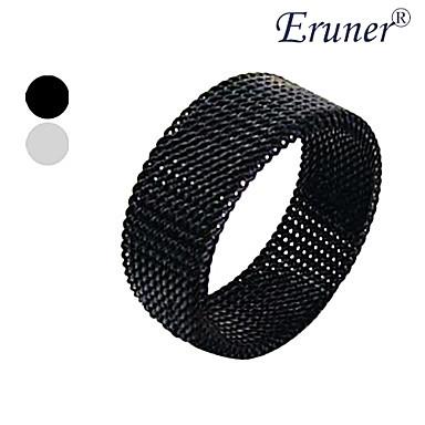 Eruner®Titanium Steel 8mm Netty Transmutable Ring