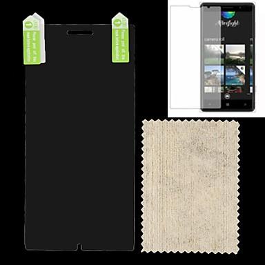 Ultra HD film transparent écran LCD couvercle protecteur de protection pour Nokia Lumia 830