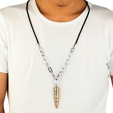 Anhängerketten - Kugel Golden Modische Halsketten Schmuck Für Weihnachts Geschenke, Alltag, Normal