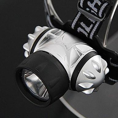 Lanternas de Cabeça lm 4.0 Modo para Campismo / Escursão / Espeleologismo Ciclismo Caça Pesca Viajar Multifunções Montanhismo