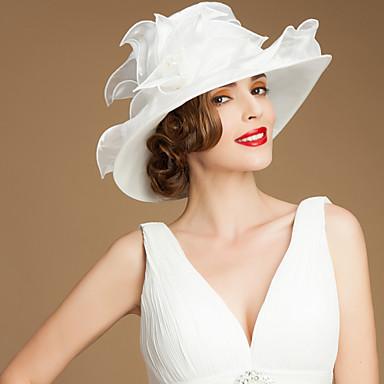 organza Kurdeleler  -  Şapkalar 1 Düğün / Özel Anlar / Günlük Başlık