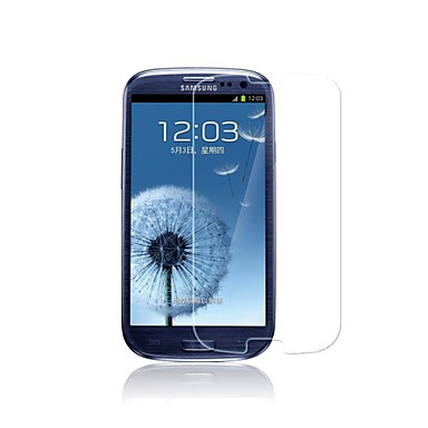 Screenprotector Samsung Galaxy voor Gehard Glas Voorkant screenprotector High-Definition (HD)