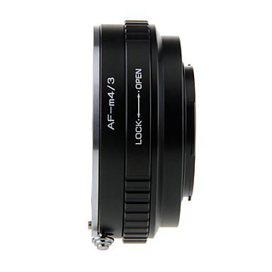 Minolta AF Lens to Micro 4/3 M4/3 M43 Mount Adapter for Panasonic G1 GH1 GF1 GF2 GH2 G2 G10 Olympus E-P1 EP-2 E-PL1 E-PL2