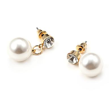 Σκουλαρίκι Κρεμαστά Σκουλαρίκια Κοσμήματα Πάρτι / Καθημερινά / Causal Χαλκός Χρυσαφί