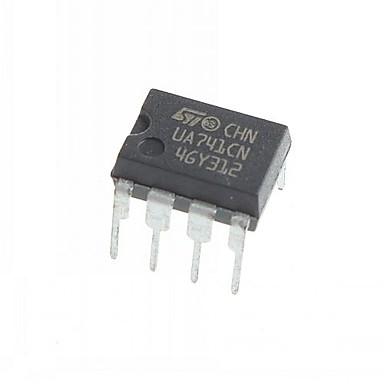 ua741 ua741cn dip-8 circuite integrate IC (10pcs)