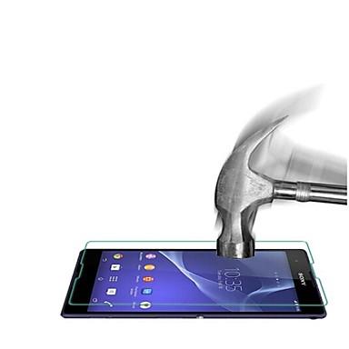 Ekran Koruyucu için Sony Sony Xperia T3 Temperli Cam 1 parça Yüksek Tanımlama (HD)