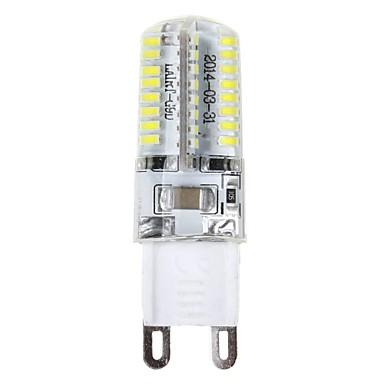YWXLIGHT® 170 lm G9 LED Λάμπες Καλαμπόκι T 64 leds SMD 3014 Φυσικό Λευκό AC 220-240V