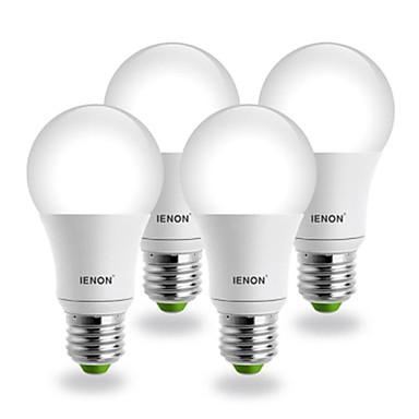 E26/E27 LED-bollampen G60 leds COB Warm wit 560-630lm 3000K AC 100-240V