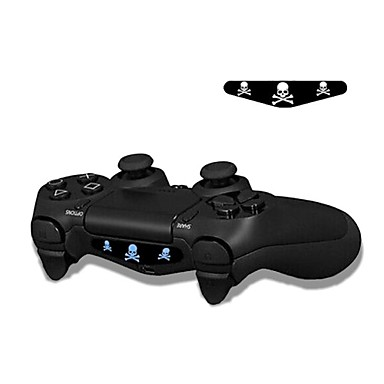 cheap Video Game Accessories-B-SKIN Sticker For Sony PS4 ,  Sticker PVC 1 pcs unit