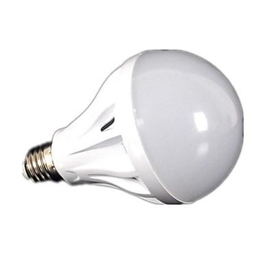 12W E26/E27 Bulb LED Glob G95 24 SMD 5730 1000-1500 lm Alb Cald AC 220-240 V