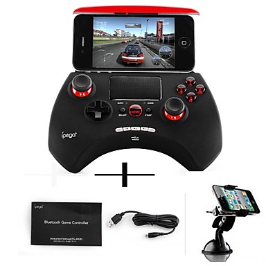 iPEGA G00028 Wireless Game Controller For Smartphone , support FORTNITE,  Bluetooth Portable / Gaming Handle Game Controller ABS 1 pcs unit