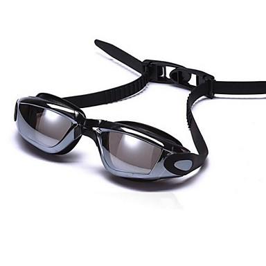 Óculos de Natação Mulheres Anti-Nevoeiro / Anti-Roupa / Á Prova-de-Água / Lente Polarizada Gel Silica PC Outras Outras
