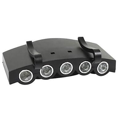 Φακοί Κεφαλιού LED 1000 lm 4.0 Τρόπος με μπαταρίες Κατασκήνωση/Πεζοπορία/Εξερεύνηση Σπηλαίων Ποδηλασία Κυνήγι Αναρρίχηση Εργασία Φώτα
