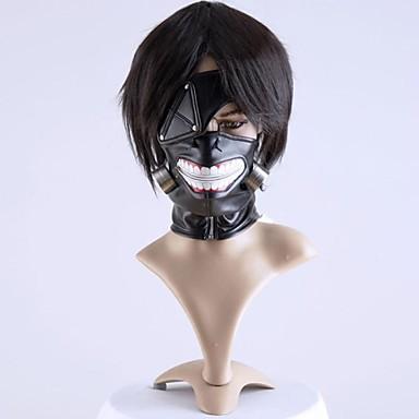Maske Inspiriert von Tokyo Ghoul Cosplay Anime Cosplay Accessoires Maske Chiffon Herrn Damen