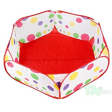 brinquedo piscina de bolinhas pentagonal infantil ao ar livre