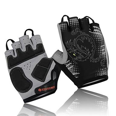 Activiteit/Sport Handschoenen Heren Fietshandschoenen Herfst Lente Zomer Wielrenhandschoenen Sneldrogend Draagbaar Ademend Slijtvast