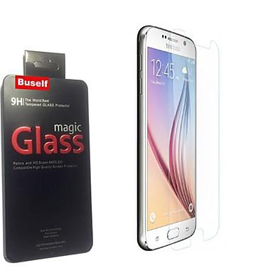 Protetor de Tela Samsung Galaxy para S6 Vidro Temperado Protetor de Tela Frontal Anti Impressão Digital
