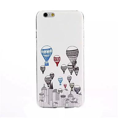 Gráficos/Cartoon/Design Especial/Feito na China - iPhone 6 - Capa traseira (Colorido , PUT)