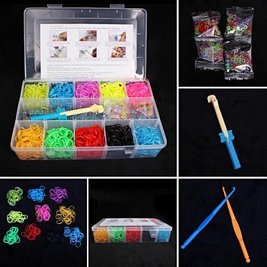 Curea din Cauciuc Bijuterii Instrumente și echipamente Reșină DIY bijuterii 25.0*16.0*3.0 0.663
