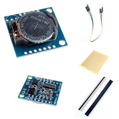 billige Moduler-i2c DS1307 tidstro ur modul lille RTC 2560 uno R3 og tilbehør til Arduino
