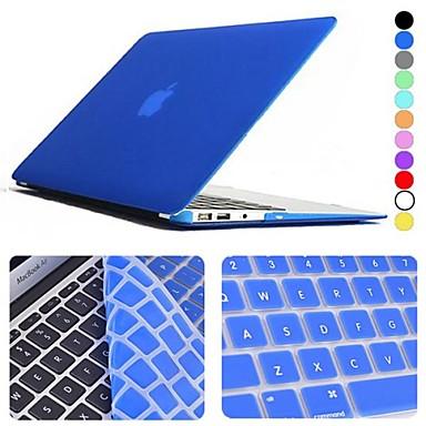 MacBook Kılıf Solid Plastik için MacBook Air 13-inç