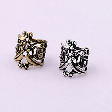 Γυναικεία Χειροπέδες Ear - Πανκ Ασημί / Χρυσαφί Για Γάμου / Πάρτι / Καθημερινά
