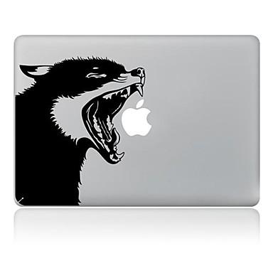 o adesivo decorativo pele de lobo para macbook air / pro / Pro com tela retina