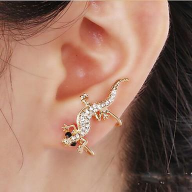 Punhos da orelha Pedras dos signos Liga Formato Animal Jóias Para Casamento Festa Diário Casual 1peça