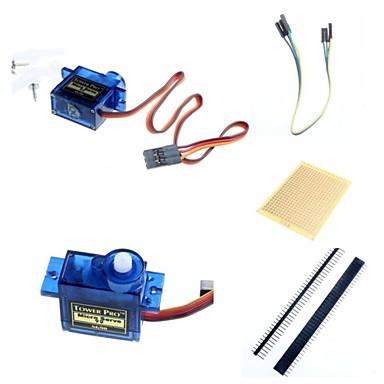 afstandsbediening vliegtuigen servo's en accessoires voor Arduino