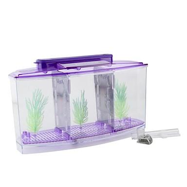 billige Tilbehør til smådyr-Plastik - Akvarier - For fisk