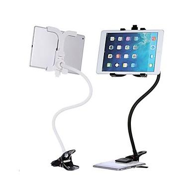 stand titular universal + preguiçoso longo braço cama titular clipe de aço de montagem para ipad (cores sortidas)