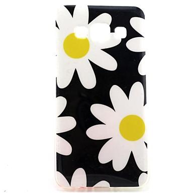 Για Samsung Galaxy Θήκη Θήκες Καλύμματα Με σχέδια Πίσω Κάλυμμα tok Λουλούδι TPU για Samsung Galaxy A3
